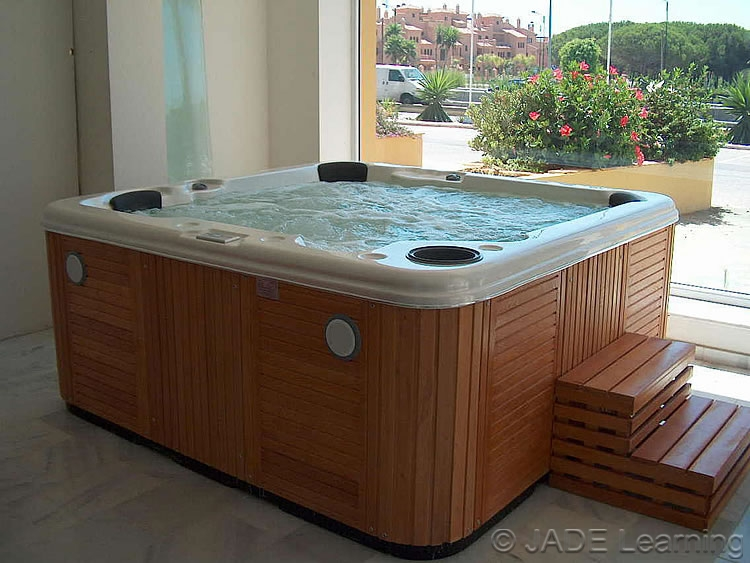 An Equipotential Bonding Plane Is Not Required Around An Indoor Listed  Self Contained Spa Or
